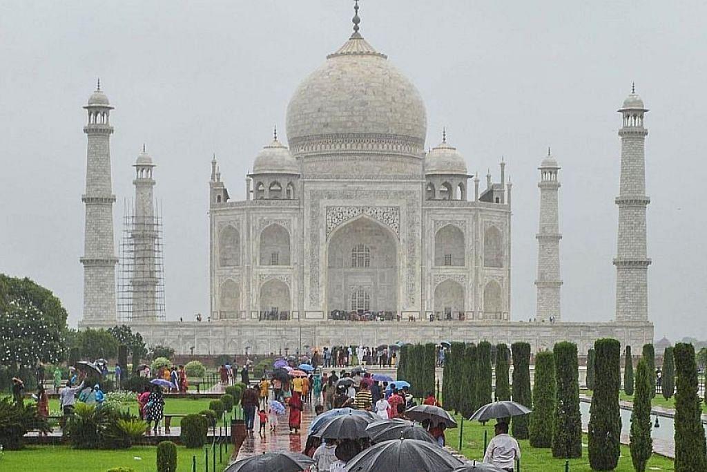 Warga India kerap cuti, gemar melancong