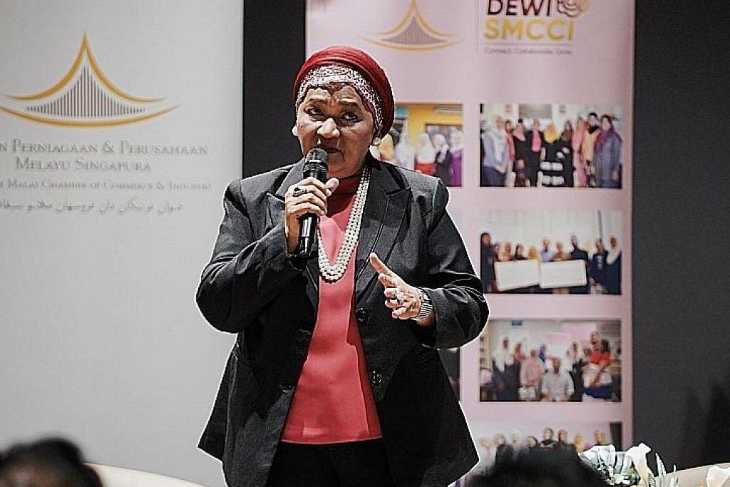 'Wanita Besi Sabah' mula dengan jual keropok