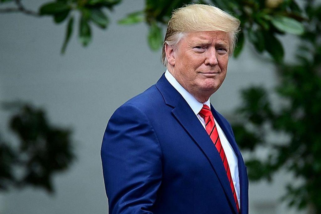 Trump sedia hadapi siasatan rasmi