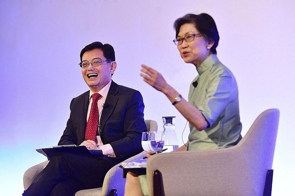 DPM Heng: Genting pupuk semangat perpaduan dalam kalangan rakyat PERSIDANGAN BICENTENNIAL SINGAPURA