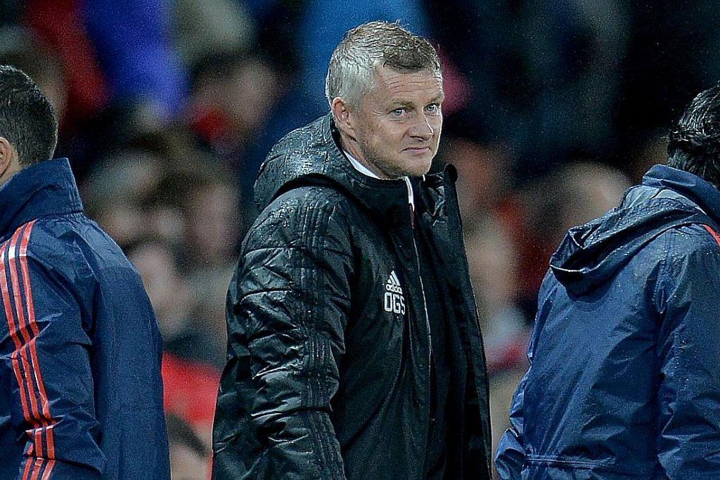 LIGA PERDANA ENGLAND 'Man Utd perlu lebih tajam depan gol, tiada formula ajaib'