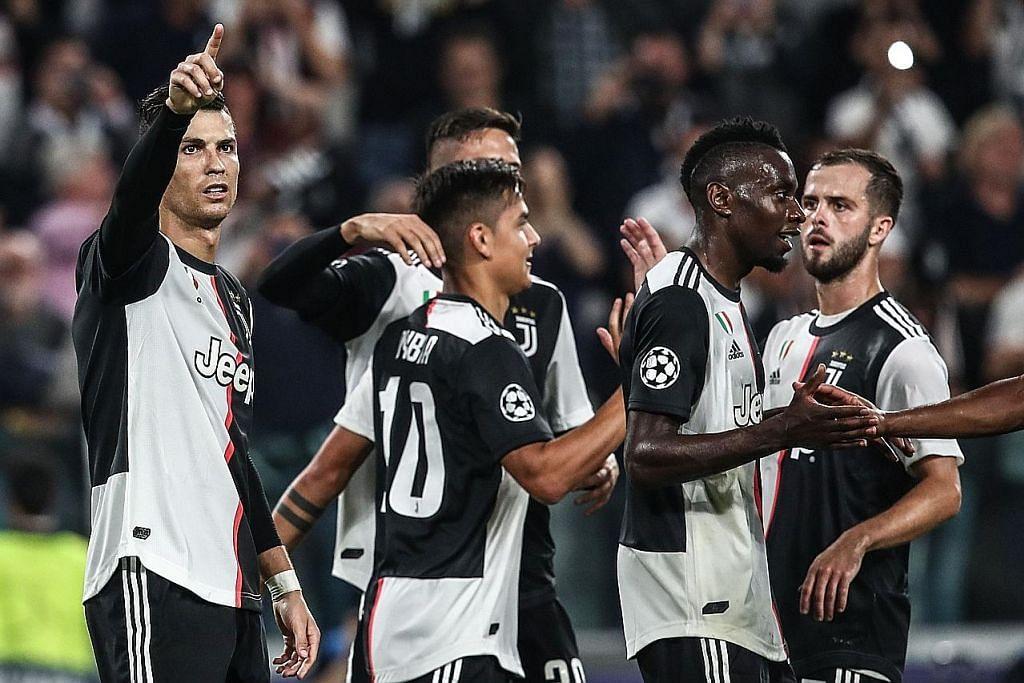 LIGA-LIGA JUARA EROPAH Pochettino gesa pemain bersatu selepas Spurs dibelasah Bayern