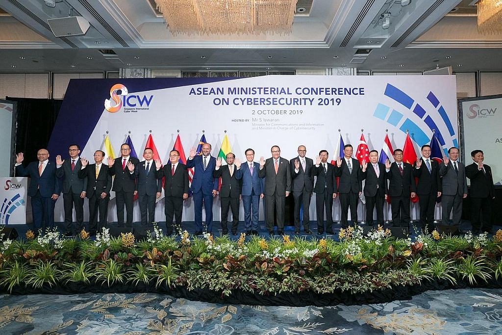 S'pura lancar pusat baru gembleng tenaga Asean atasi ancaman siber