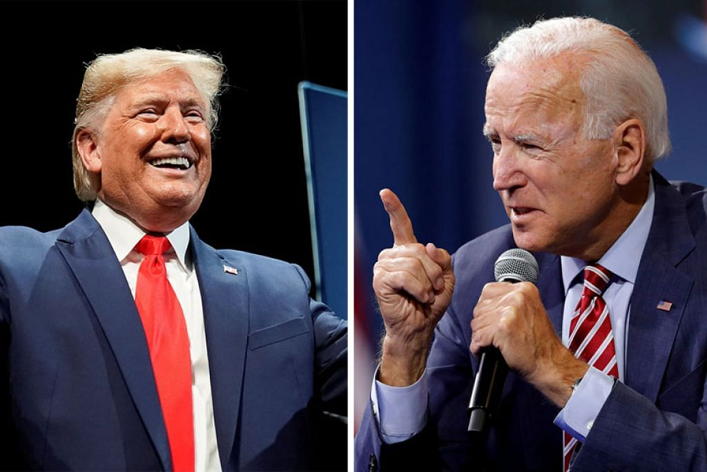 Trump gesa China, Ukraine siasat Joe Biden