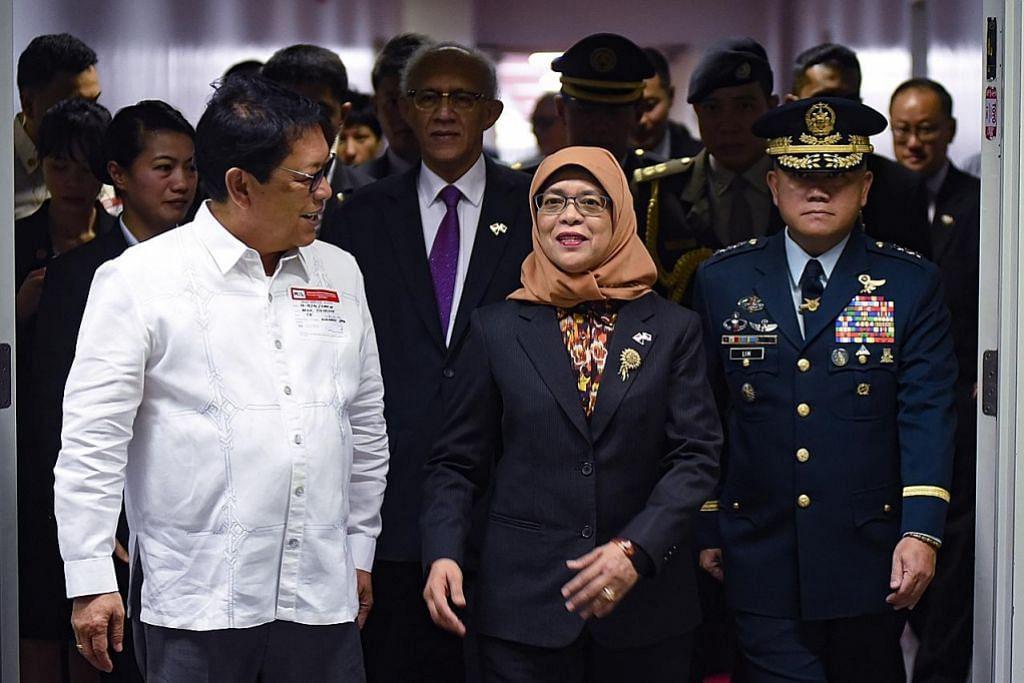 Presiden Halimah antara 50 Muslim berpengaruh di dunia