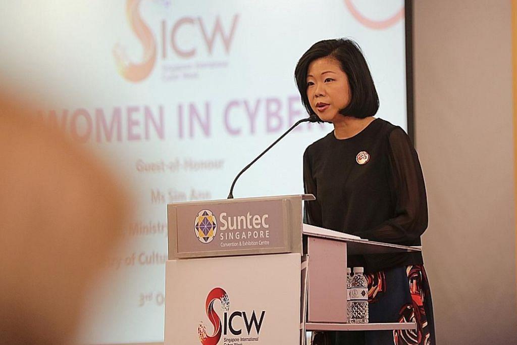 Lebih ramai wanita digalak sertai sektor keselamatan siber dek permintaan tinggi
