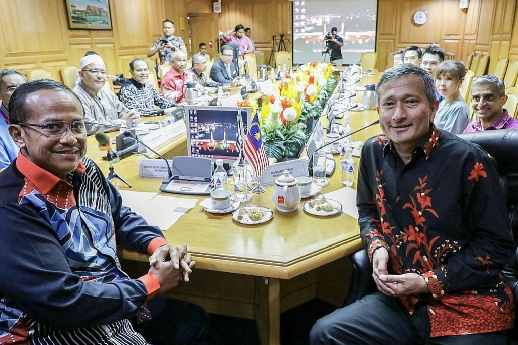 Singapura dan Terengganu teroka peluang kerjasama