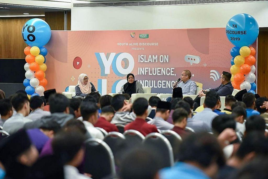 Wacana Youth aLIVE bincang isu ketagihan media sosial