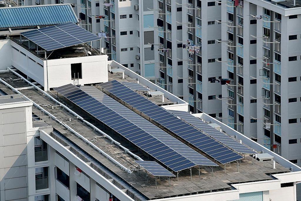 Loji kuasa tenaga maya pertama S'pura akan dibangunkan oleh NTU