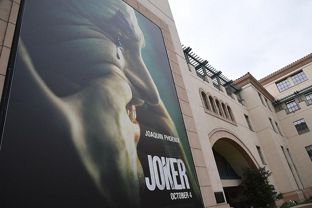 'Joker' kutip $323j dalam seminggu di sebalik kontroversi