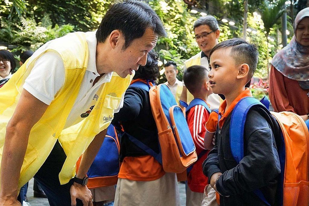 CapitaLand peruntuk $750,000 bantu kanak-kanak prasekolah memerlukan
