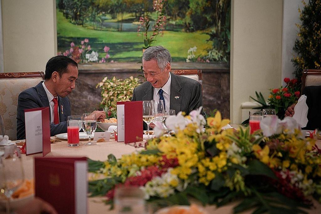 Hubungan SG-Indonesia diperkukuh, rintis jalan bagi luaskan kerjasama