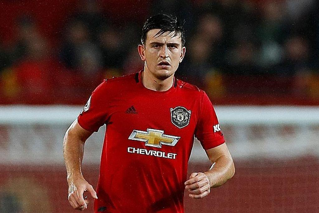 Maguire bek termahal dunia, tapi apa sumbangan pada United?