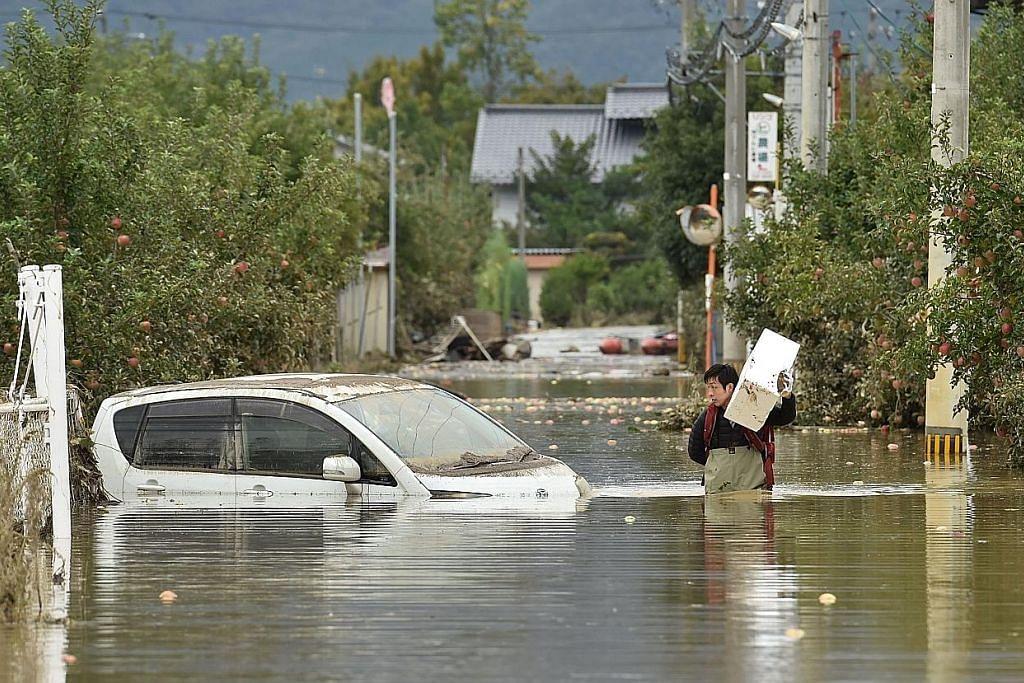 Ribuan penyelamat teruskan usaha cari mangsa Hagibis