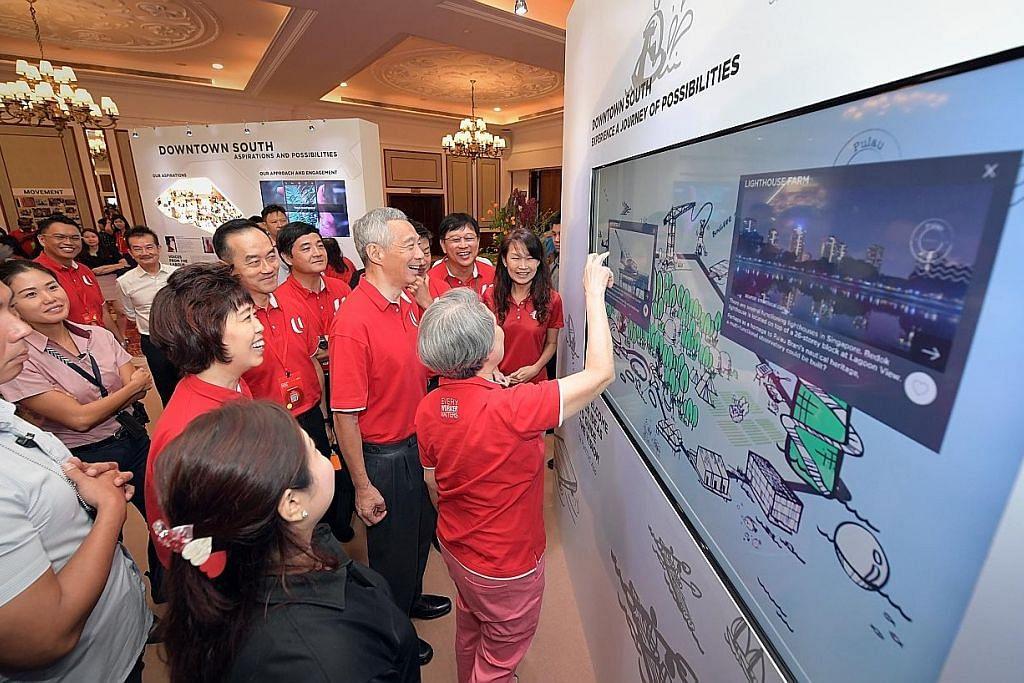 Pemerintah akan terus jaga kesejahteraan pekerja: PM Lee