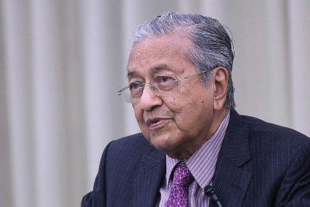 Mahathir pertahan langkah polis guna Akta Kesalahan Keselamatan