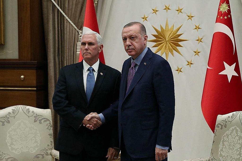 Turkey setuju gencatan senjata di Syria: AS