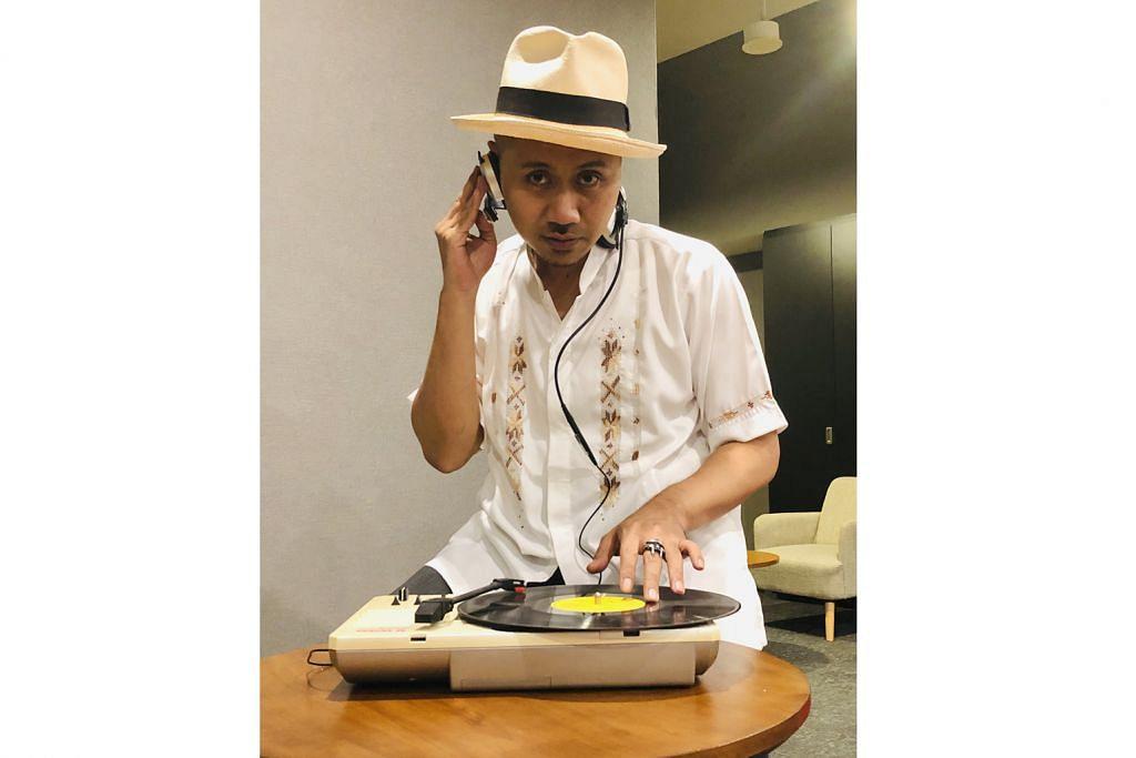 DJ Senor $hah adun muzik tradisi, terkini