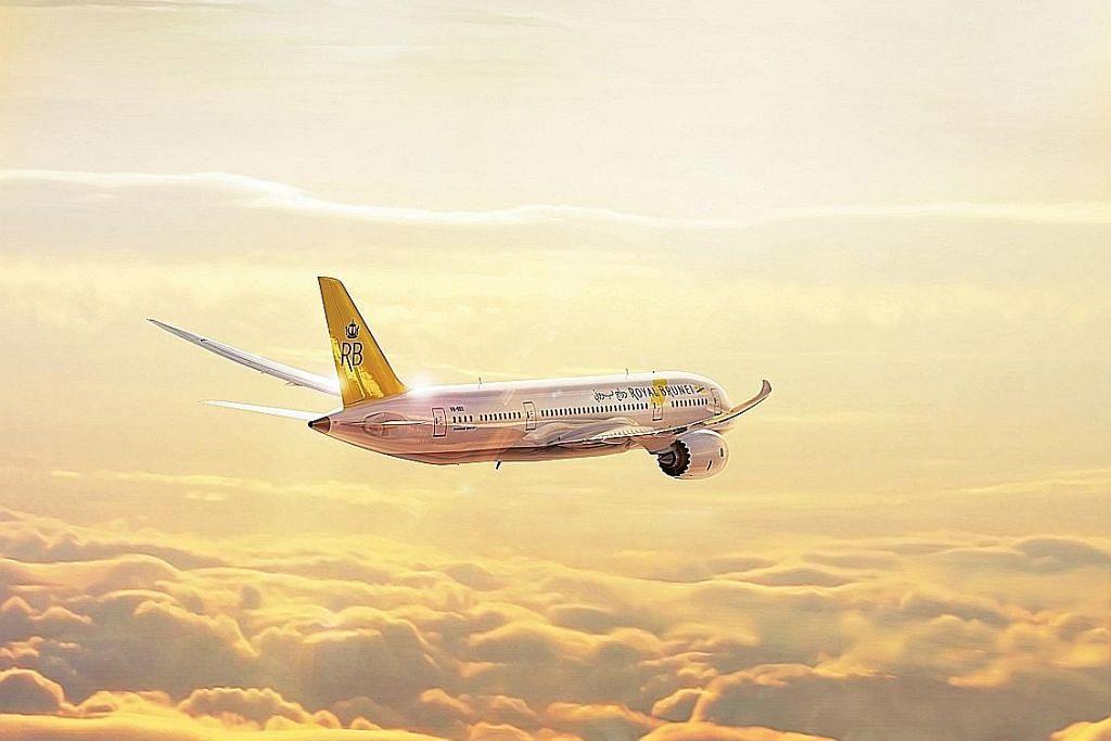 Royal Brunei kembang sayap ke Beijing