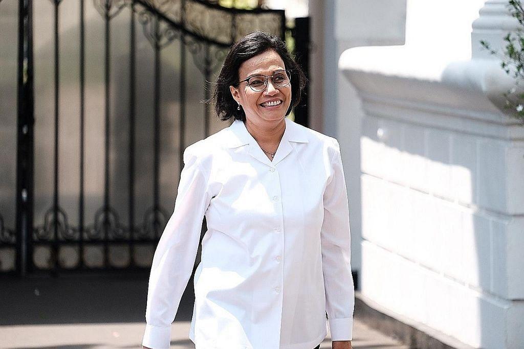Sri Mulyani kekal sebagai menteri kewangan Indonesia