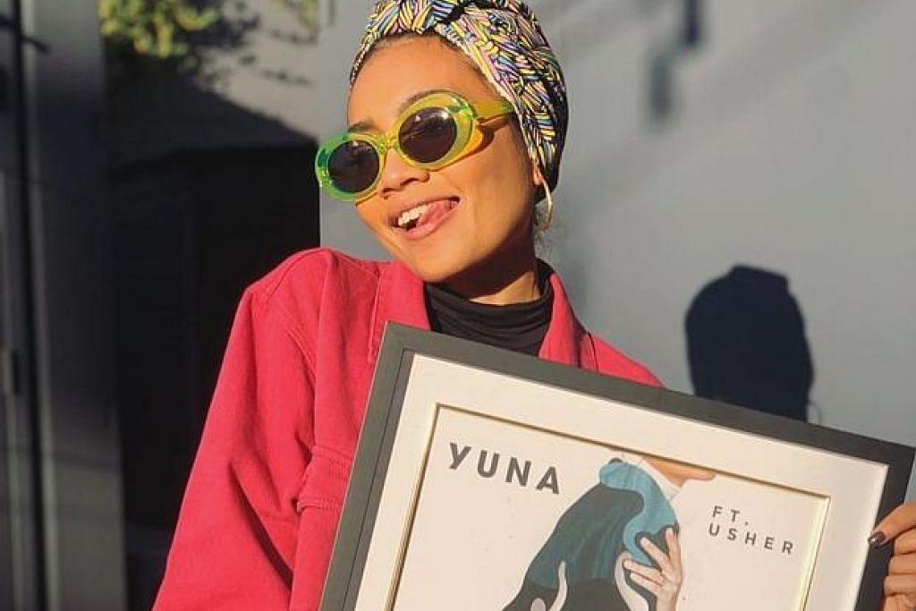 Yuna calon 'The Most Inspiring Asia Women 2019'