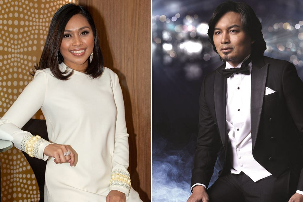 Anuar Zain pendam impian rakam lagu duet dengan Dayang Nurfaizah