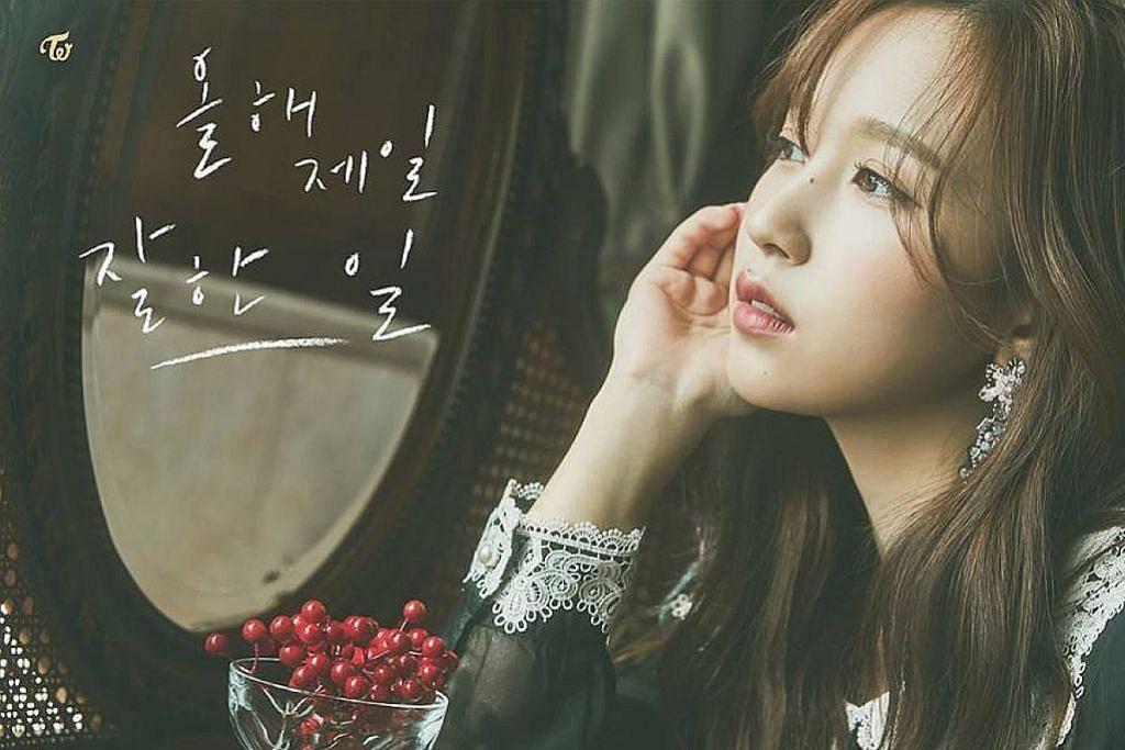 Penyanyi Twice, Mina, jadi tumpuan selepas kematian Sulli