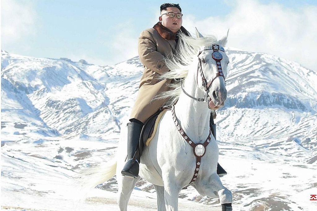 Mesej tersirat Kim Jong Un kepada dunia