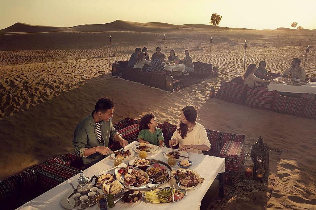 Bilangan pelancong Russia ke UAE naik 55%