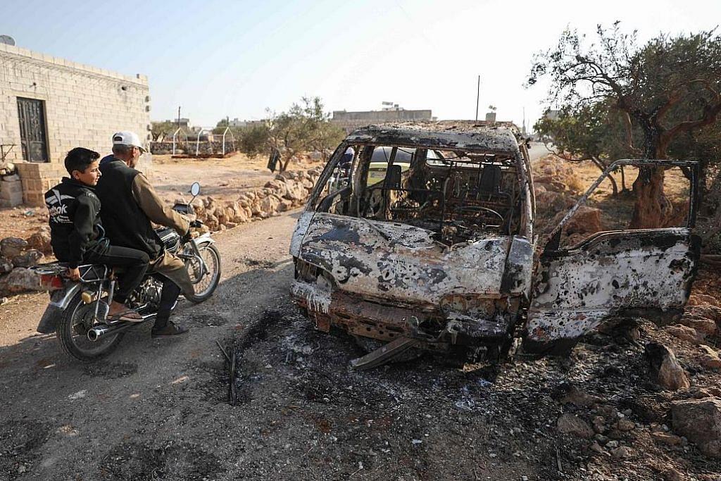 Trump: Ketua ISIS Baghdadi terbunuh dalam serangan Amerika