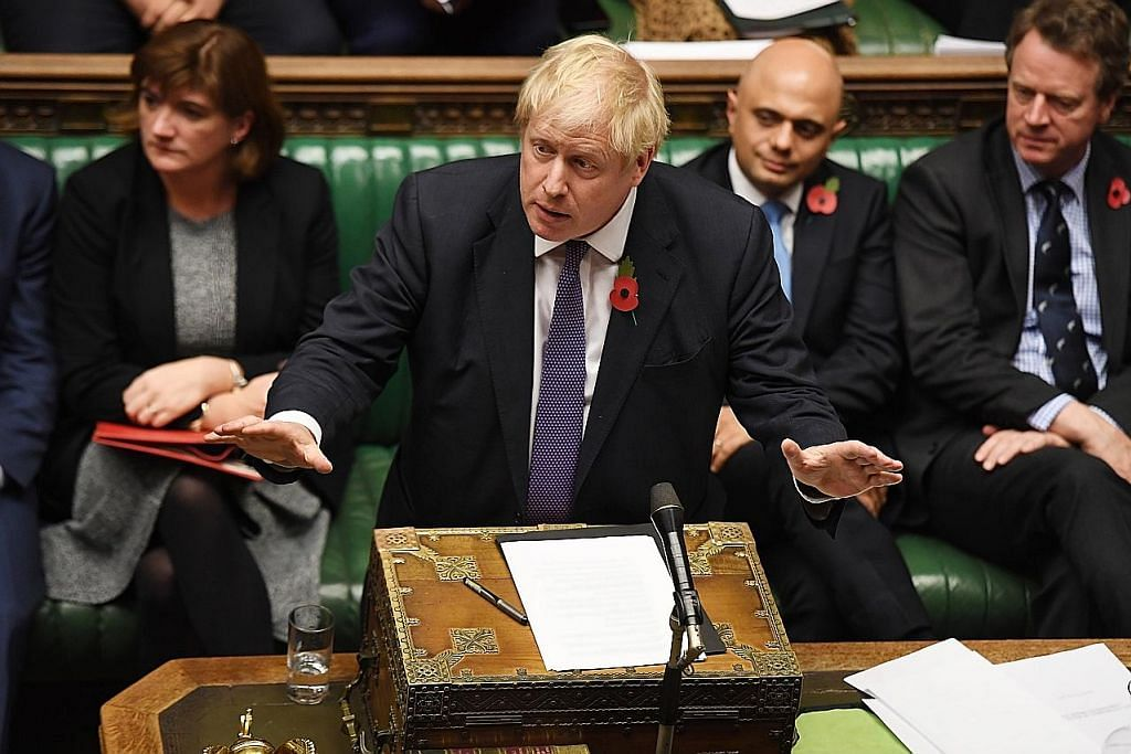 AP Britain tolak usul pilihan raya awal