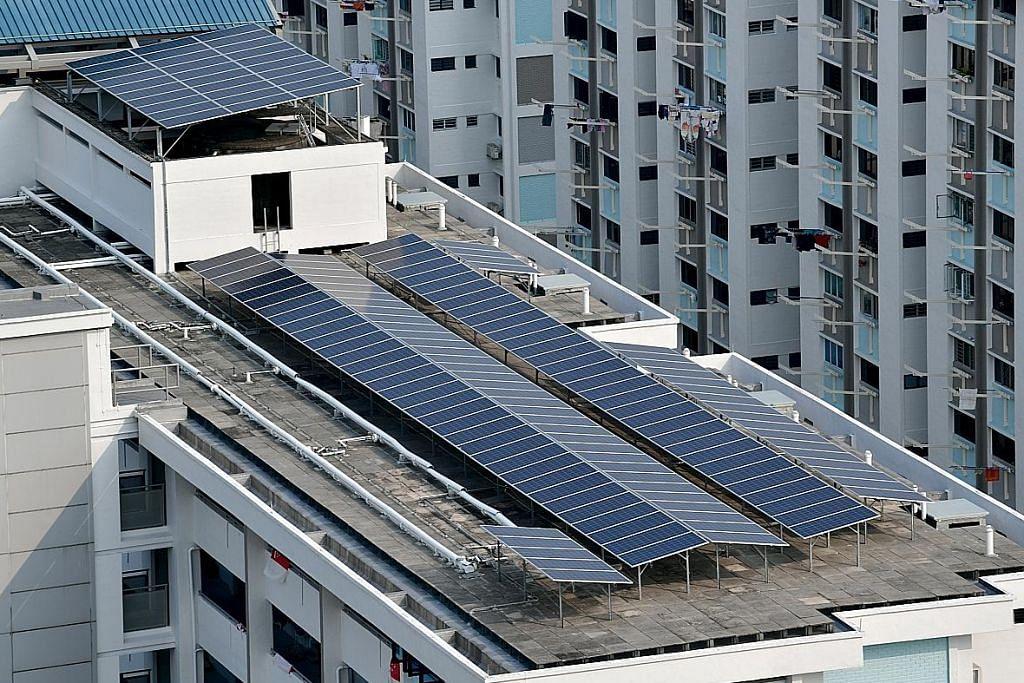 Kuasa suria bakal jadi antara sumber tenaga elektrik utama S'pura