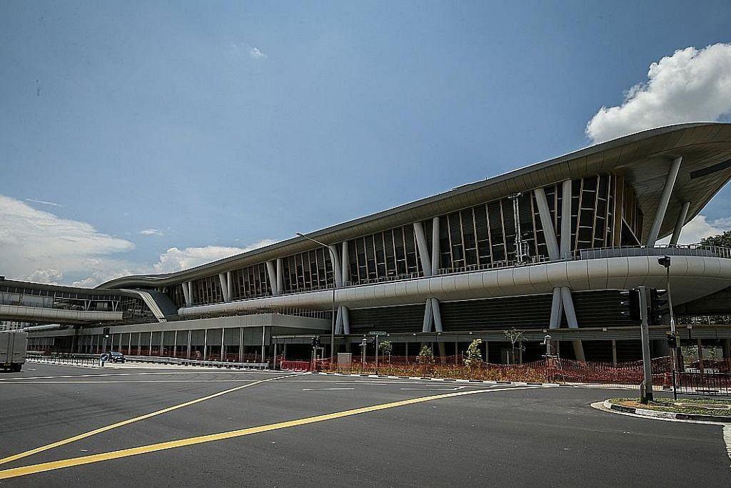 Stesen MRT Canberra mula operasi hari ini