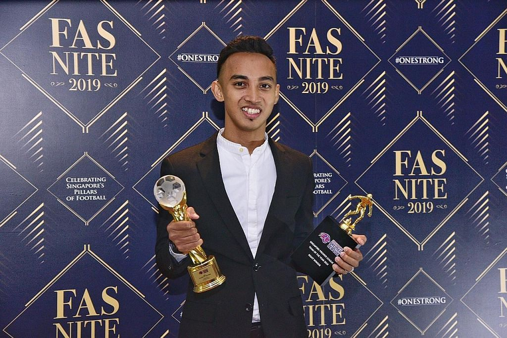 Faris Ramli pemain terbaik SPL