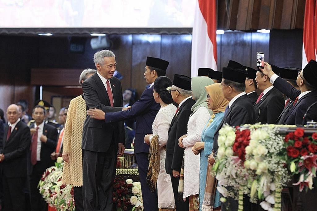 Hubungan dua hala S'pura-Indonesia sedia melangkah lebih jauh lagi