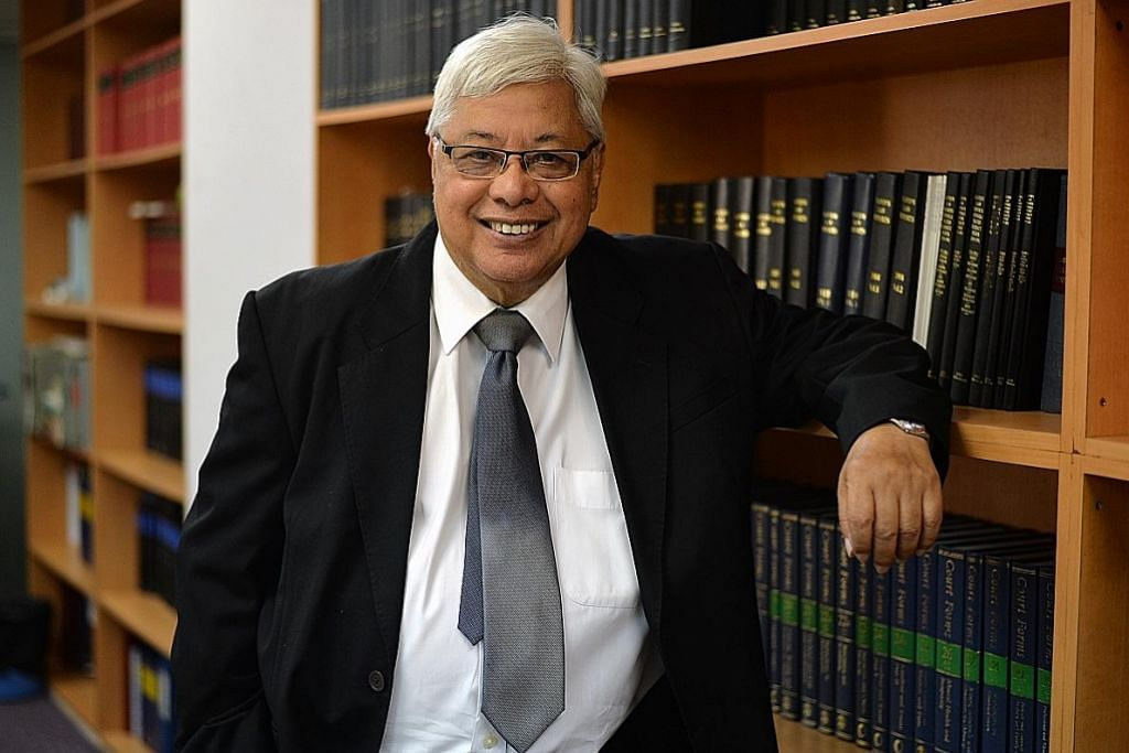 Peguam Muzammil harungi kerjaya hampir empat dekad