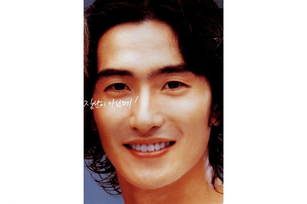 AHN JAE HWAN (1972-2008) - 36 tahun.
