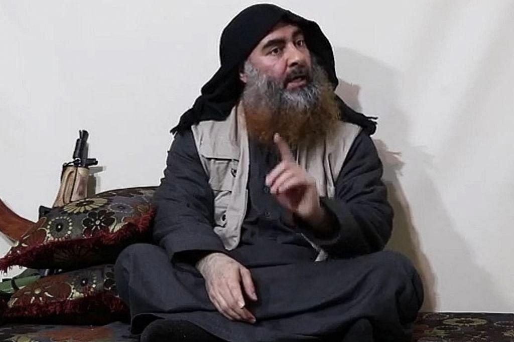 Menyelongkar ideologi kejam 'kerajaan Khalifah' Baghdadi