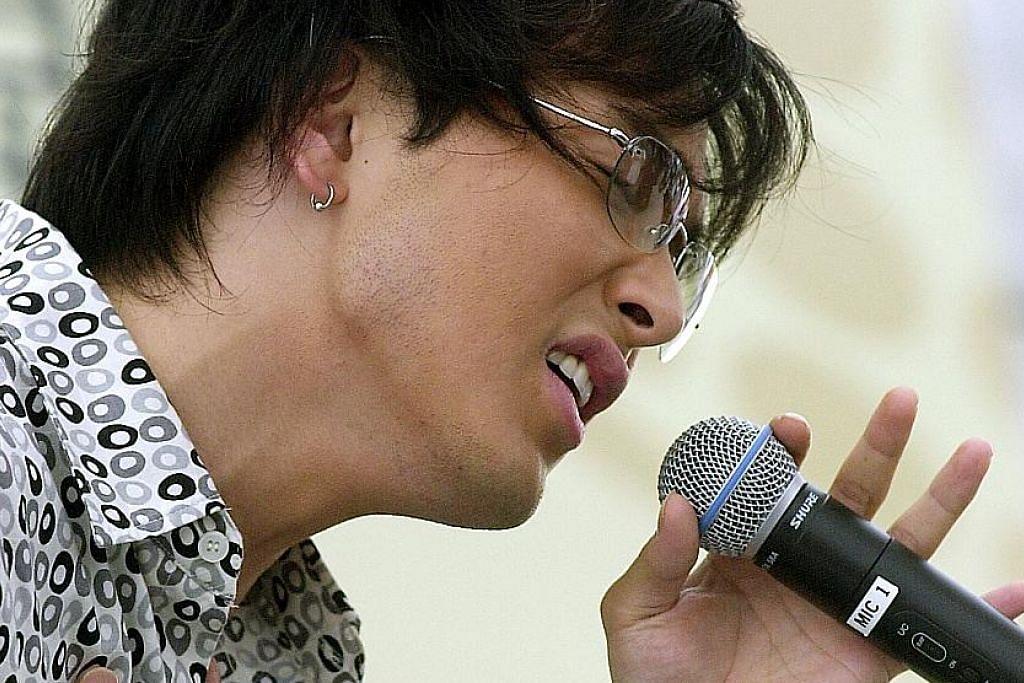 PARK YONG HA (1977-2010) - 33 tahun.