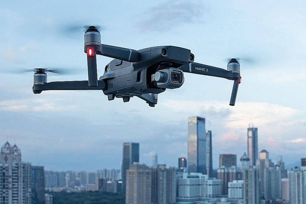 Pendaftaran mandatori bagi dron mulai 2 Jan 2020, hukuman dinaikkan