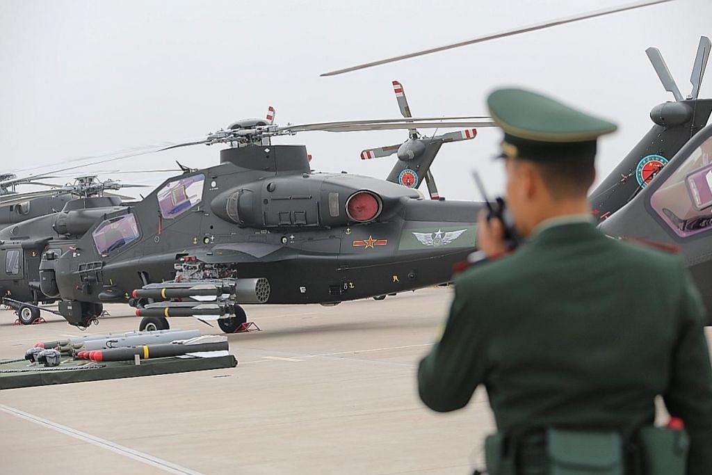 Kesan pengaruh China dalam geopolitik dunia