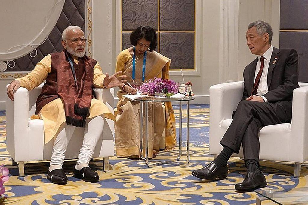 India boleh main lebih peranan dalam kesepaduan ekon, keselamatan rantau