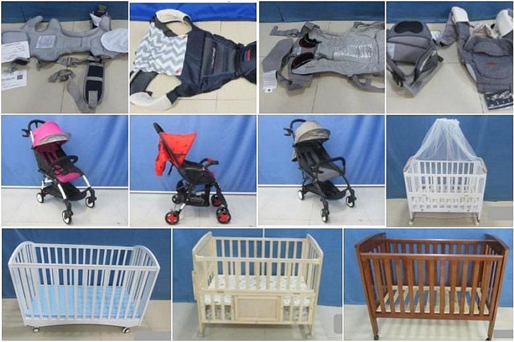 Enterprise S'pore: 11 produk bayi dijual dalam talian tidak selamat