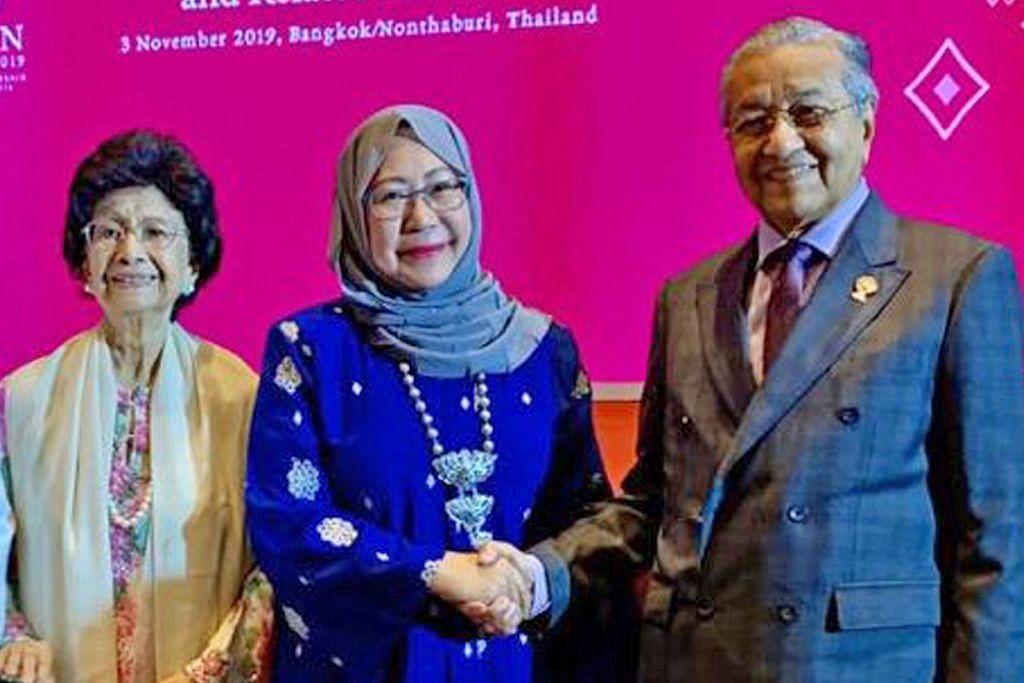 Pengasas Mercy Malaysia dinobat pemenang Hadiah Asean 2019