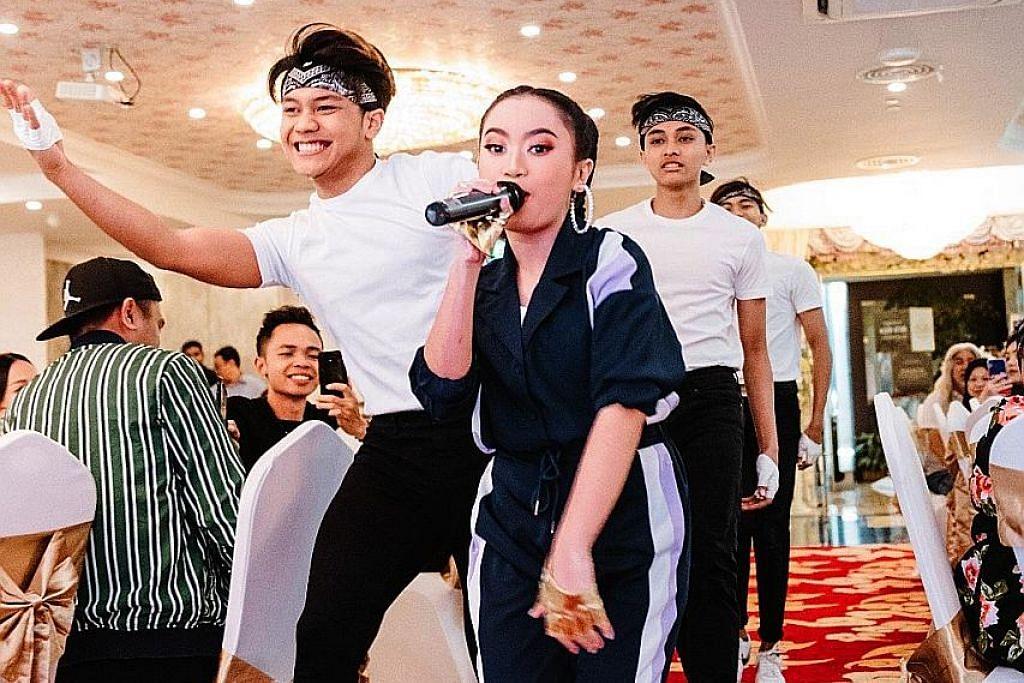 Finalis Juara Mic Junior rakam 'Fasa' baru