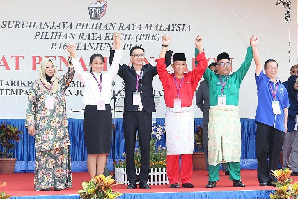 Mahathir: PH ada peluang besar kekal kerusi Tg Piai