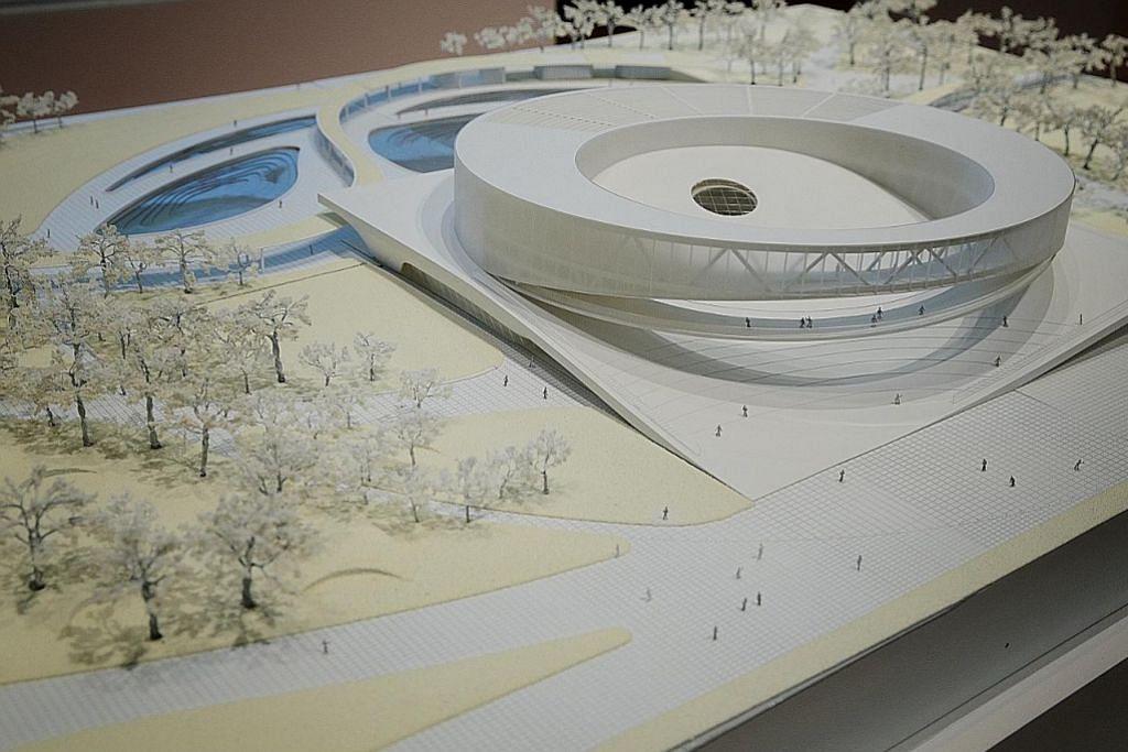 Warga boleh pilih reka bentuk Taman Tugu Pengasas