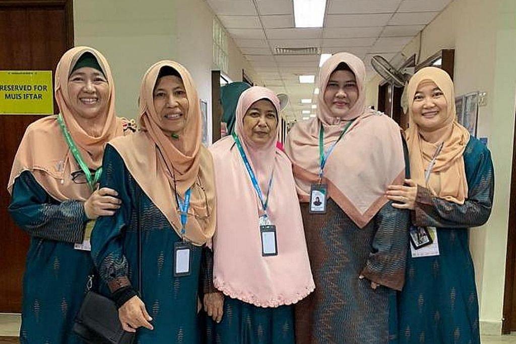 Relawan Masjid Al-Istiqamah rai kemakmuran 20 tahun
