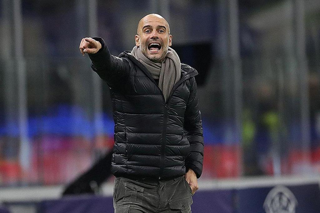 Kerapuhan pertahanan skuad Guardiola jadi tanda tanya