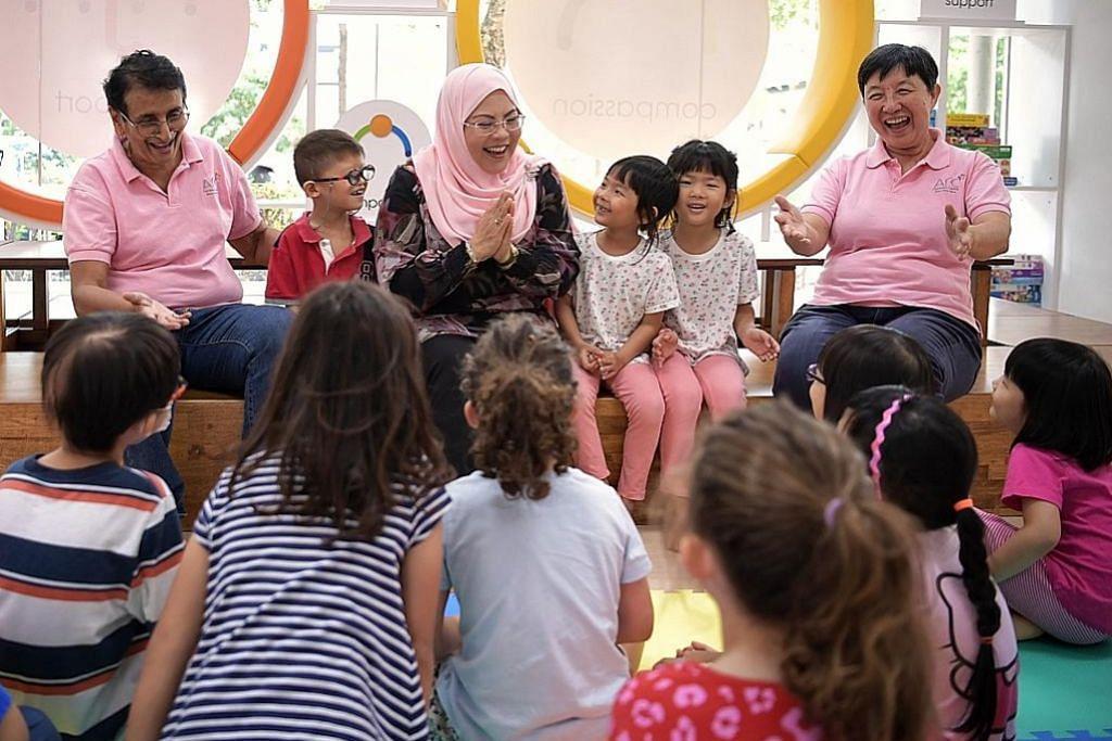 bantu mengajar tanpa bayaran BERHATI BERDAYA MULIA TAHAN, Wanita Tidak fikir dua kali